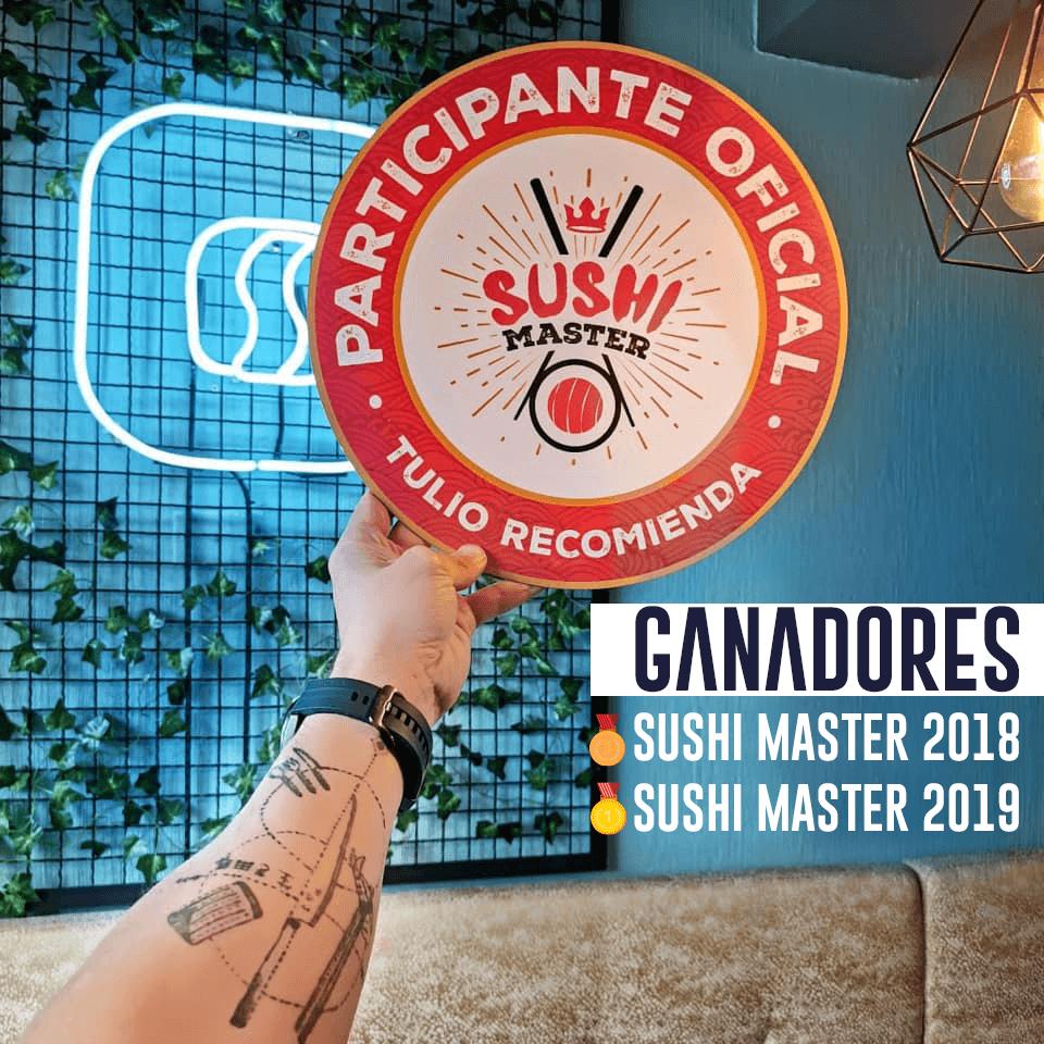 Walking Pez - Sushi Master